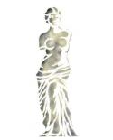 Trafaretas 18 x 50cm Statula (Statue)