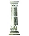 Trafaretas 18 x 50cmKolona1 (Column)