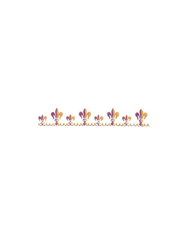 Trafaretai 11 x 70 cm Lily singns