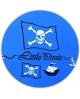 Trafaretai XXL Little Pirate