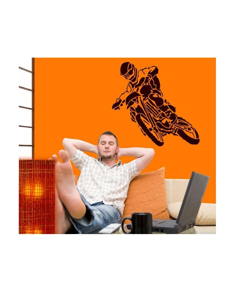 Trafaretai XXL Motorbike