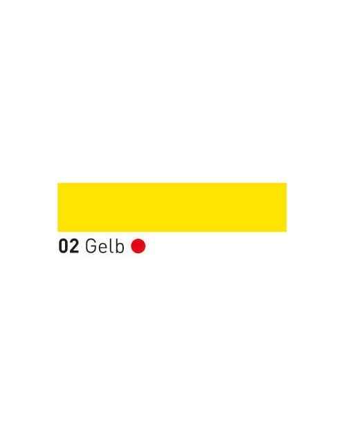 Trafaretų dažai (buteliukas 150ml) Yellow