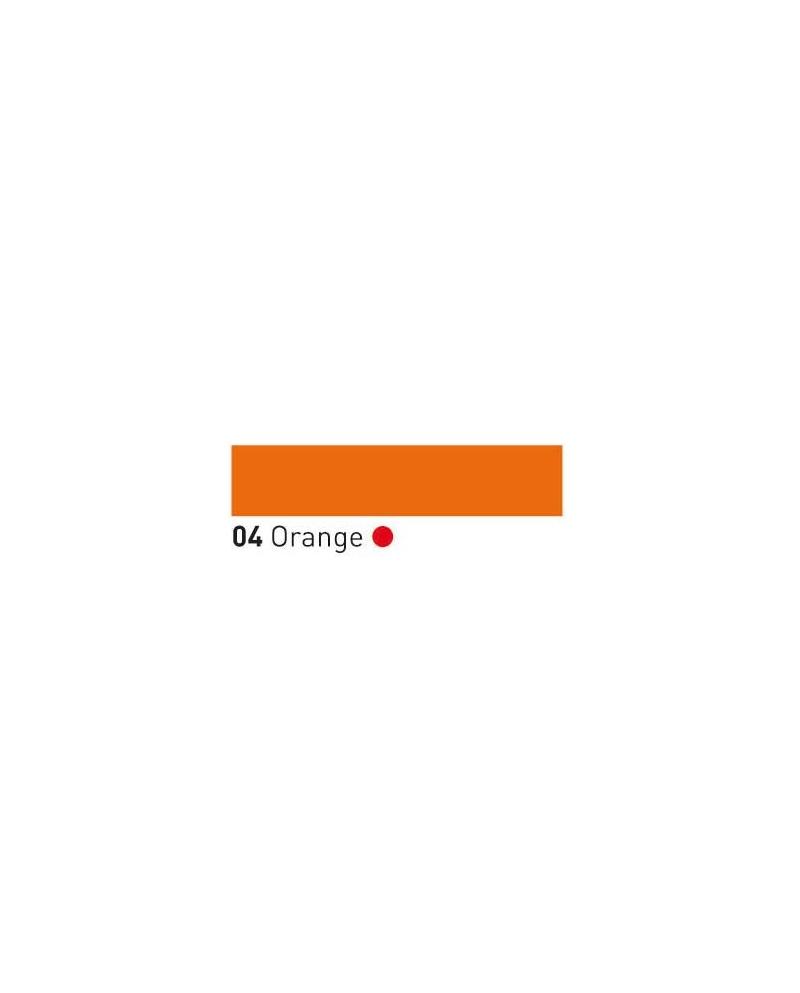 Trafaretų dažai (buteliukas 150ml) Orange