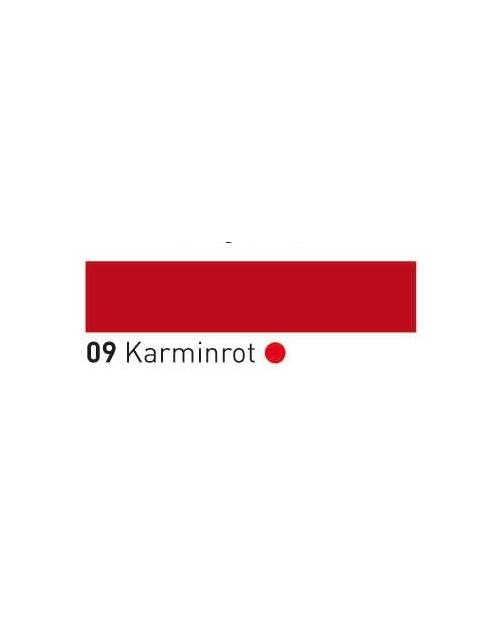 Trafaretų dažai (buteliukas 150ml) Carmine Red