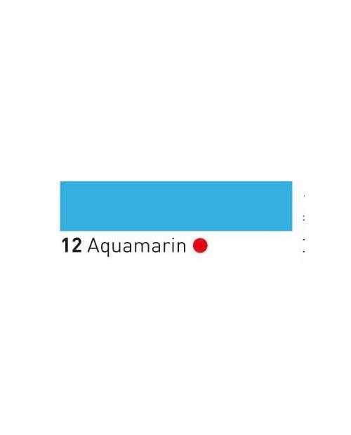 Trafaretų dažai (buteliukas 150ml) Aquamarine