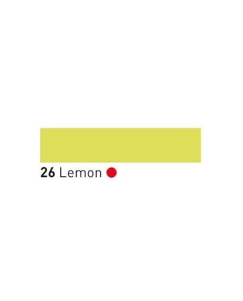 Trafaretų dažai (buteliukas 150ml) Lemon
