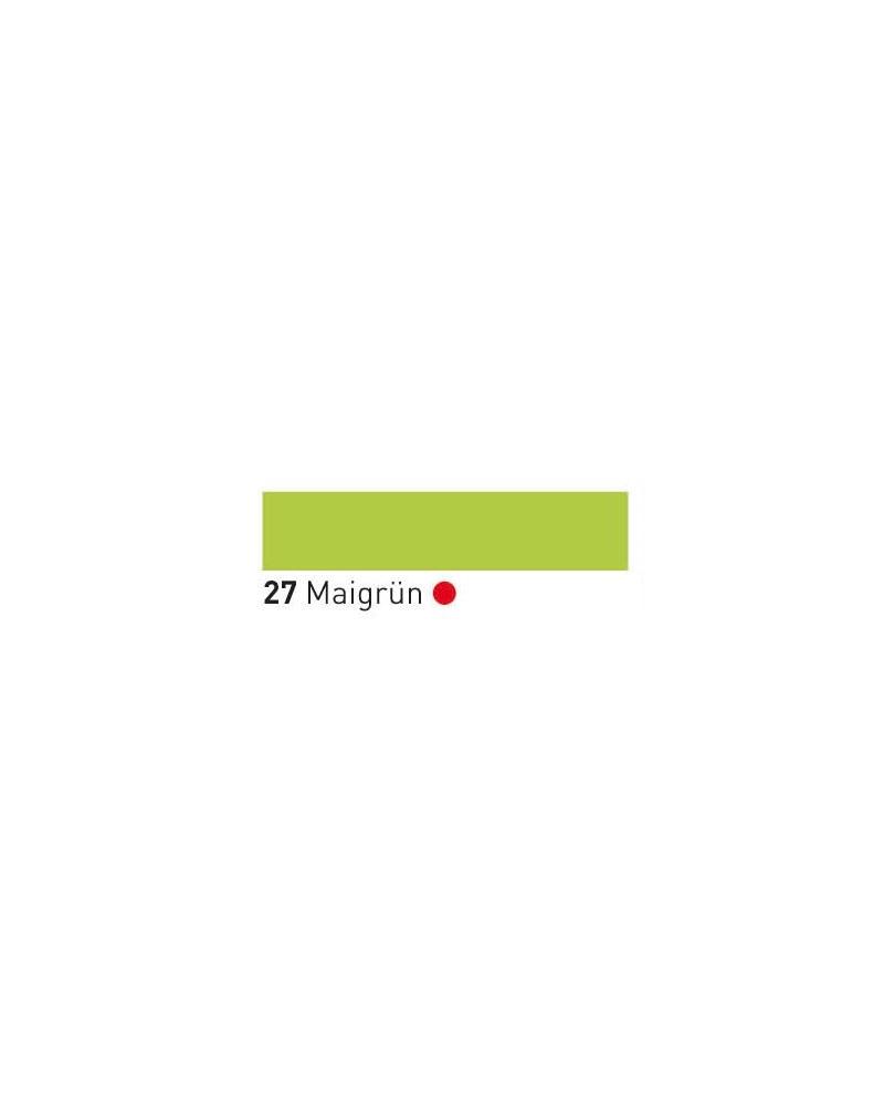 Trafaretų dažai (buteliukas 150ml) May Green