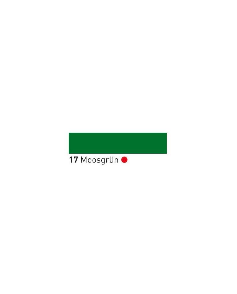 Trafaretų dažai (buteliukas 150ml) Moss Green