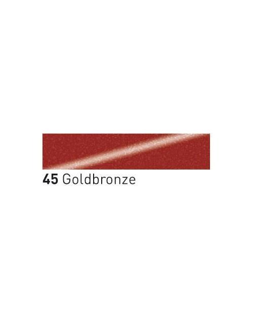 Trafaretų dažai (buteliukas 150ml), Auksinė bronza (Gold Bronze)