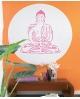 Trafaretas 100x100 cm, Buda (Buddha)