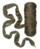 Merino vilna 19.5mic (Khaki)