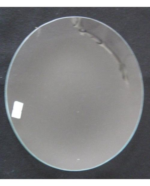 Stiklinė lėkštė (organinis stiklas), apvali 20cm