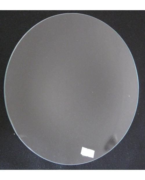 Stiklinė lėkštė (organinis stiklas), apvali 25cm
