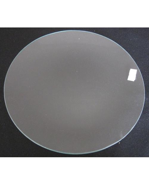 Stiklinė lėkštė (organinis stiklas), apvali 30cm