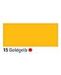 """Šilko dažai """"AVANTGARDE"""" 1000 ml (1L) Aukso geltona (Golden Yellow)"""
