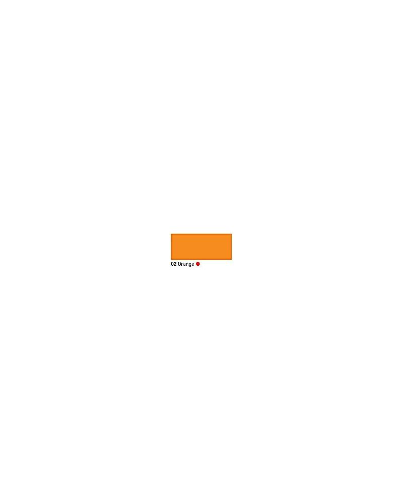 "Šilko dažai ""AVANTGARDE"" 1000ml (1L)Orange"