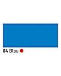 """Šilko dažai """"AVANTGARDE"""" 1000ml (1L) Mėlyna (Blue)"""