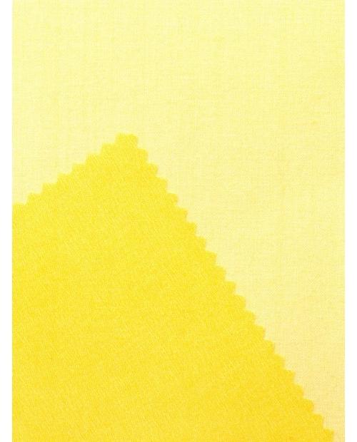 Organza 5.5 ,105cm pl. 26g/m, 100% natūralus šilkas, saulėgrąžų geltona spalva