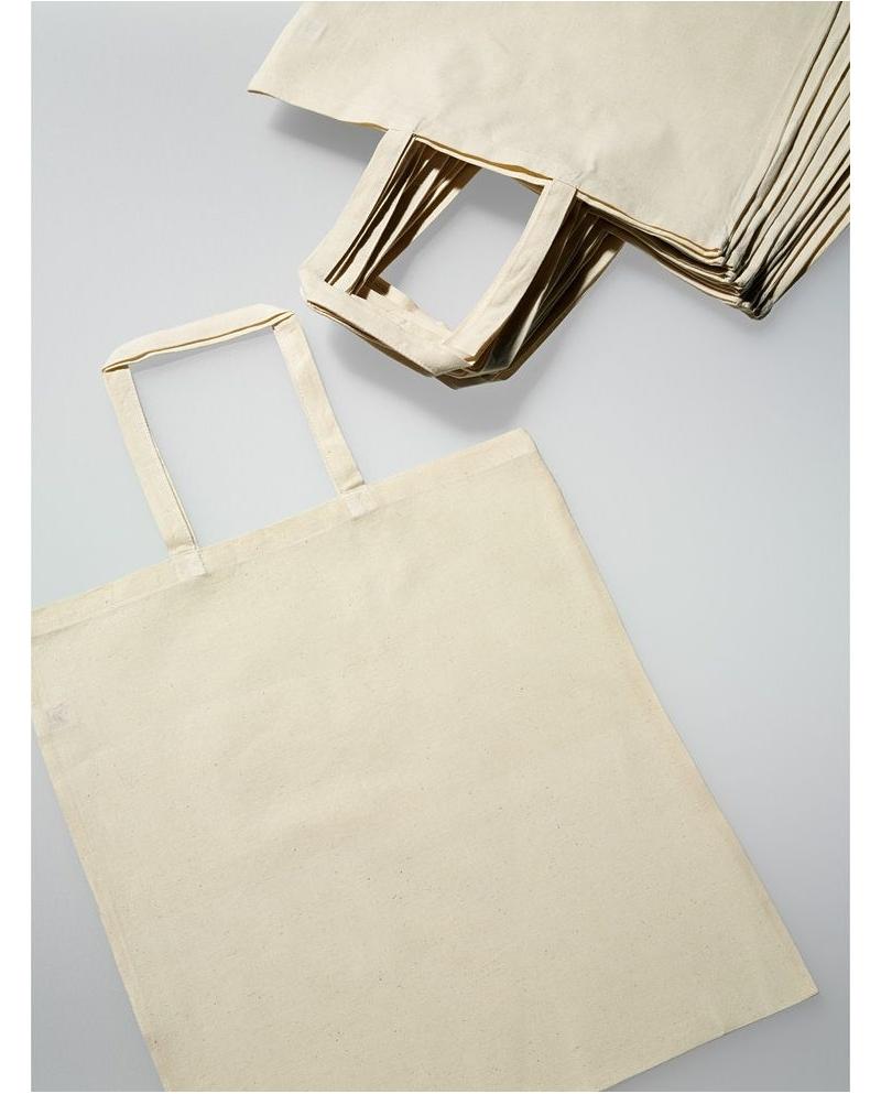 Natūralios spalvos medvilniniai maišeliai 38x42cm