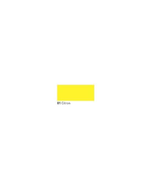 """Dažai šviesiai tekstilei """"SUNNY"""" citrininė geltona 20ml (Lemon Yellow)"""