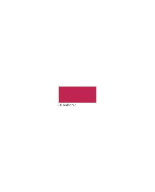 """Dažai šviesiai tekstilei """"SUNNY"""" rubino raudona 20ml (Ruby Red)"""