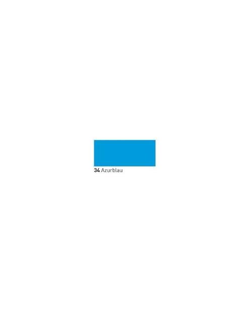 """Dažai šviesiai tekstilei """"SUNNY"""" žydra 20ml (Azure Blue)"""
