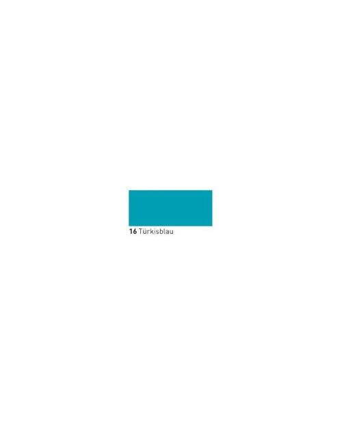 """Dažai šviesiai tekstilei """"SUNNY"""" turkio mėlyna 20ml (Turquoise Blue)"""