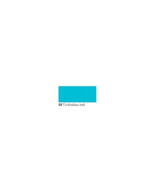 """Dažai šviesiai tekstilei """"SUNNY"""" šviesi turkio mėlyna 20ml (Light Turquoise Blue)"""