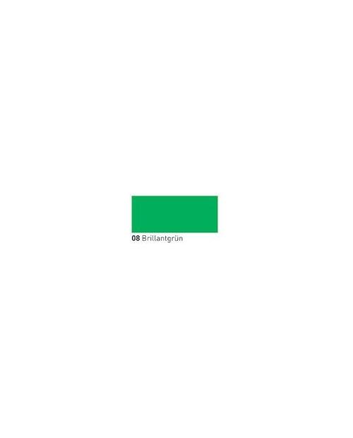 """Dažai šviesiai tekstilei """"SUNNY"""" briliantinė žaluma 20ml (Brilliant Green)"""