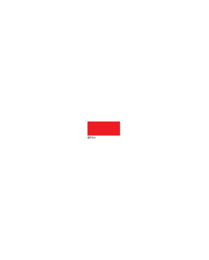 """Dažai tamsiai tekstilei """"OPAK"""" 50ml Red"""