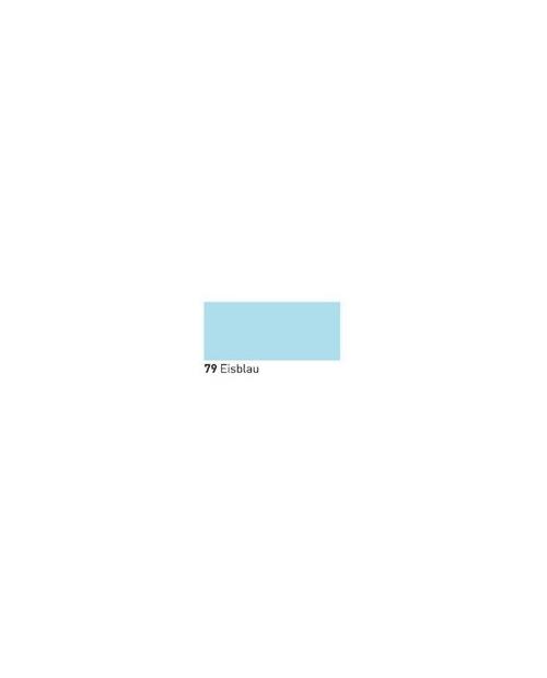 """Dažai tamsiai tekstilei """"OPAK"""" arktinė mėlyna 20ml (Ice Blue)"""
