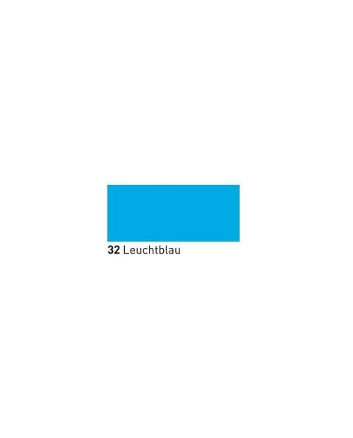 Neoniniai dažai tekstilei, mėlyna 20ml (Fluorescent Blue)