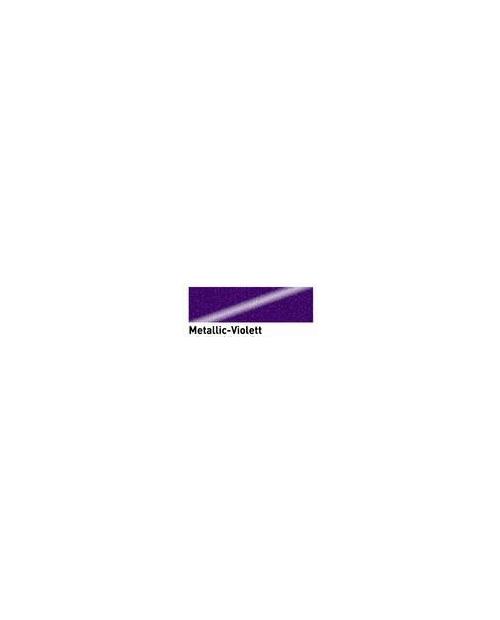 """Dažai tekstilei su """"metalo"""" efektu, violetinė 20ml (Violet)"""