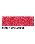 """Dažai tamsiai ir šviesiai tekstilei su """"blizgučiais"""", briliantinė raudona 29ml (Briliant Red)"""