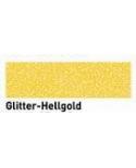 """Dažai tamsiai ir šviesiai tekstilei su """"blizgučiais"""", šviesus auksas 29ml (Light Gold)"""