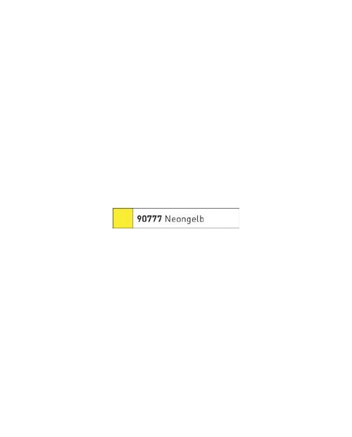 Mäx SUNNY (šviesiai tekstilei) 2-4mm Neon Yellow