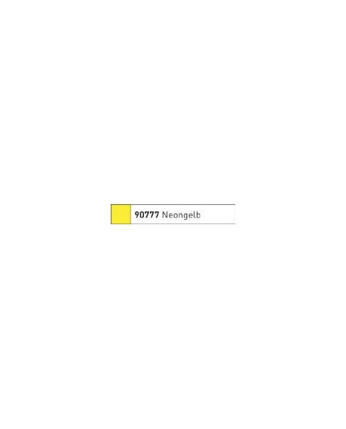 "Markeris ""SUNNY"" (šviesiai tekstilei) 2-4mm, neoninė geltona (Neon Yellow)"