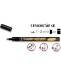 Lako rašikliai, linijos plotis 1-3mm, kaligrafinis