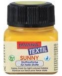 """Dažai šviesiai tekstilei """"SUNNY"""" 20ml buteliukas"""