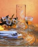 Dažai stiklui su šerkšno efektu stiklui (FROST Design)